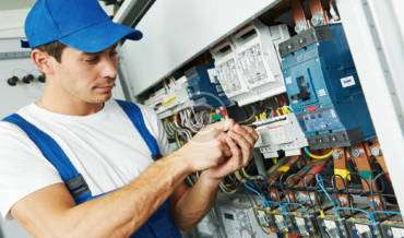 If you are in need of a professional electrician